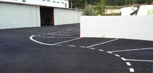 Rdms signalisation et marquage au sol est rieur et for Norme eclairage parking exterieur